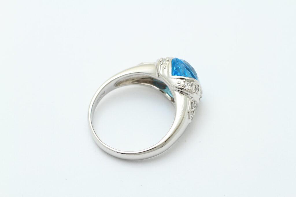 ブルートパーズの指輪 超変形 アフター