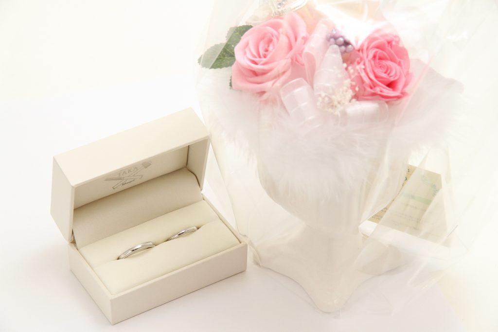 ジュエリーTAKA オーダー結婚指輪