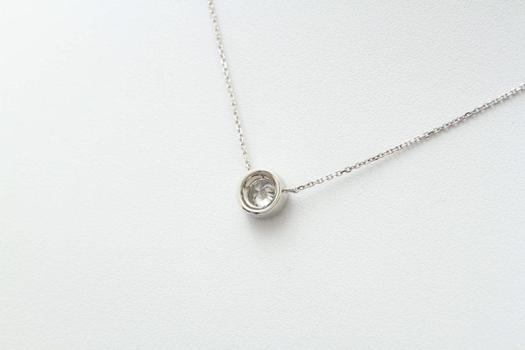 ダイヤモンドのキューレット
