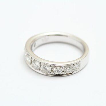 指輪リフォーム ピンキーリング