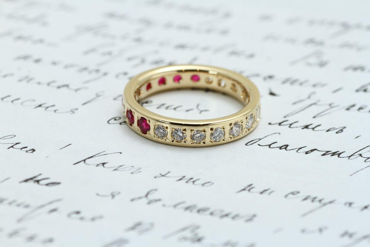 指輪リフォーム アフター