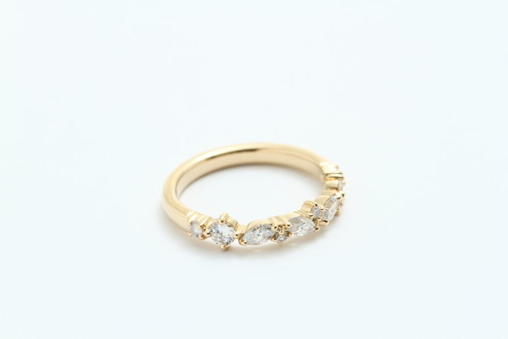 オーダーメイド指輪