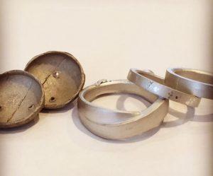 プラチナ 鋳造