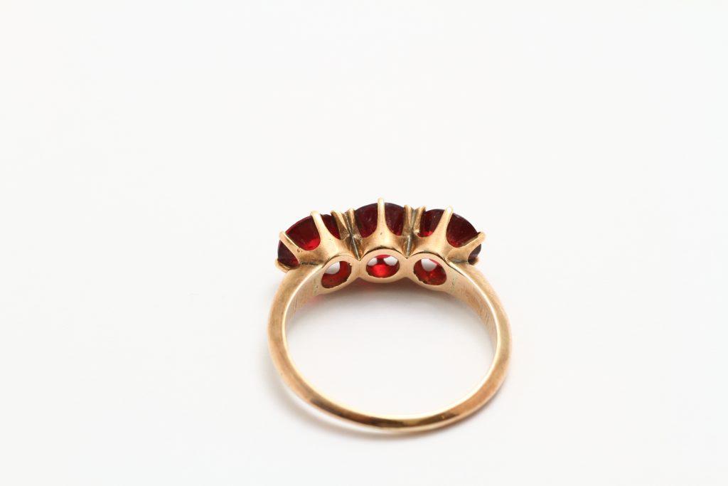 70年前の指輪