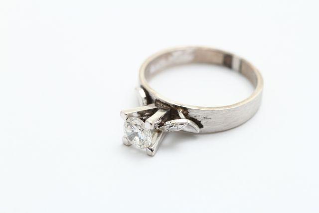 お持込みダイヤ指輪