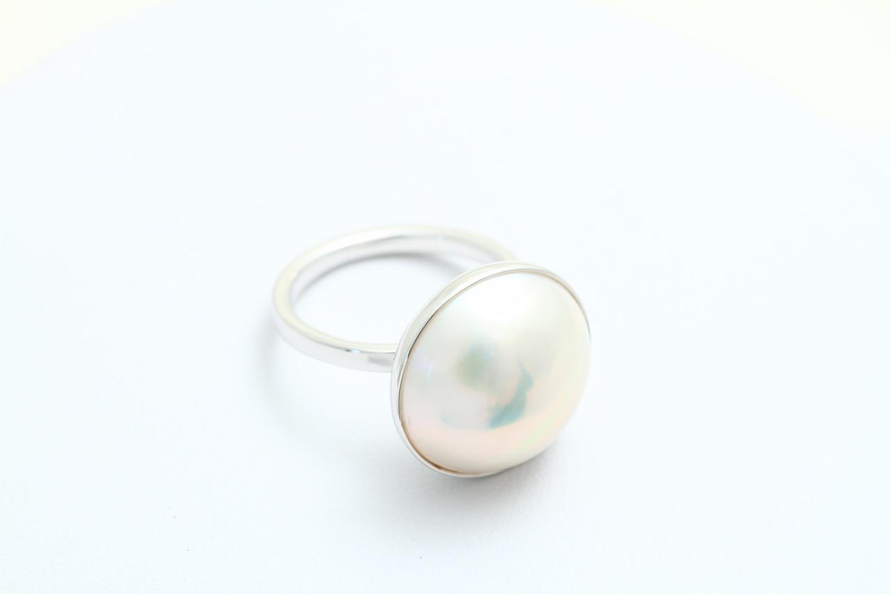 マベパール 指輪