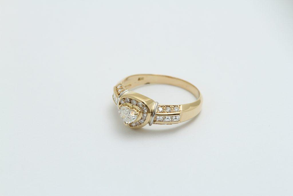 指輪サイズ直し アフター