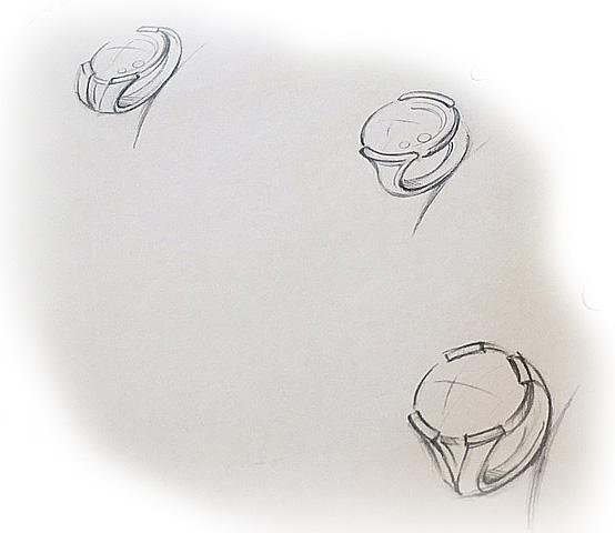 インドルビーの指輪 デザインご提案書