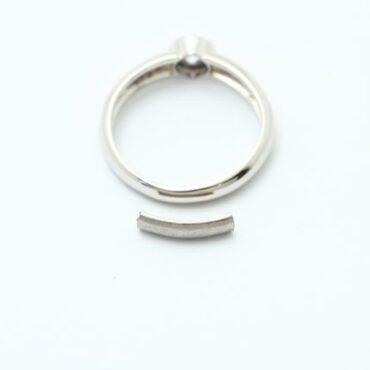 極端な指輪サイズ直し