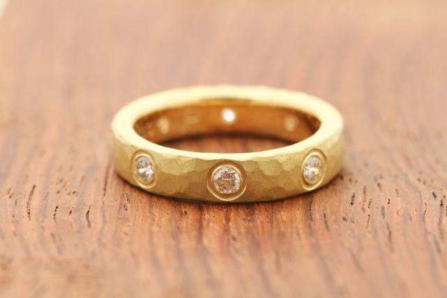 オーダーメイドの指輪