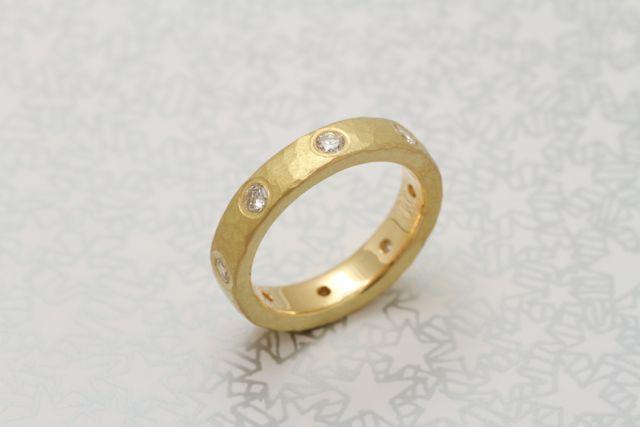 マルコムベッツ風指輪