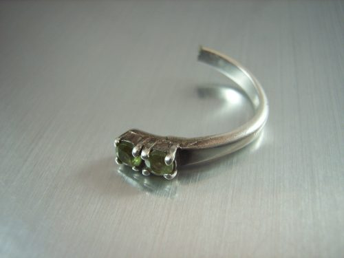 ジュエリー修理 指輪破損