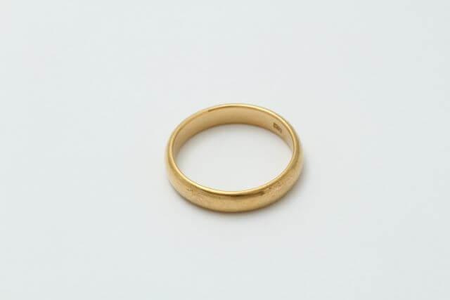 お持込みされた継承指輪