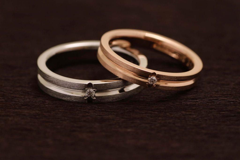 ジュエリーTAKAオリジナル結婚指輪