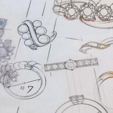 ジュエリーTAKAデザイン