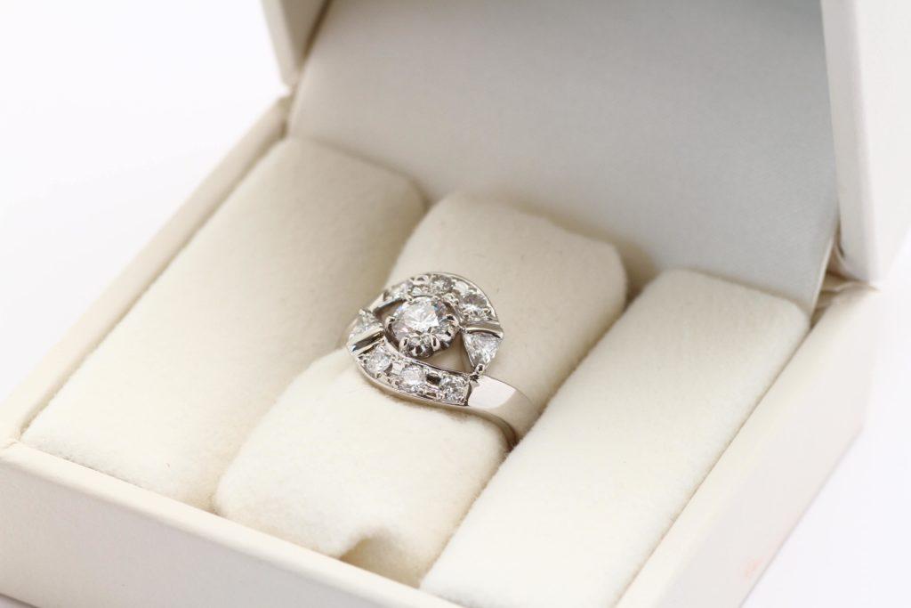 指輪のご納品です!