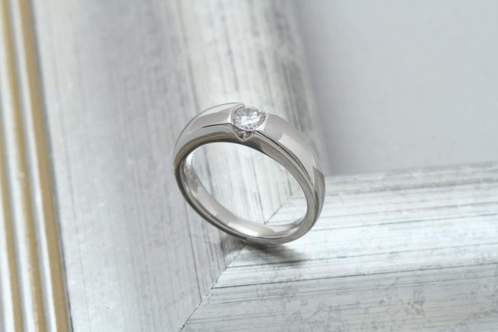 リフォームご依頼の指輪が完成しました!