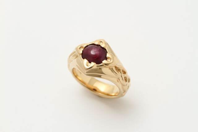 インドルビーの指輪