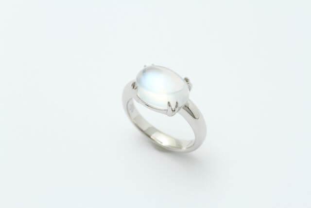 オーダーメイドの指環