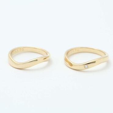 溶かして作る継承結婚指輪