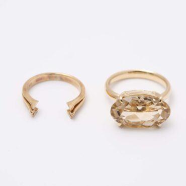 指輪のプチリフォーム